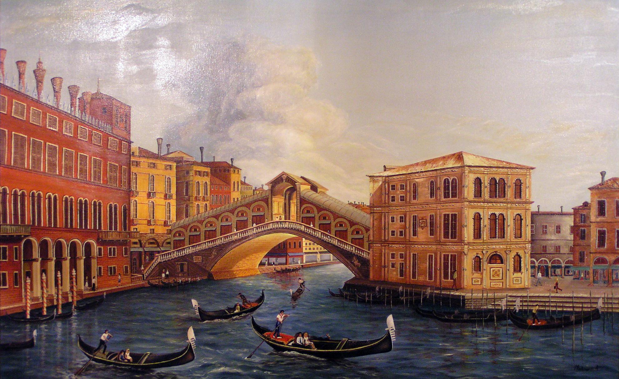 Venice – Ponte Rialto